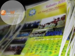 Cetak Kalender 2015 di Makassar